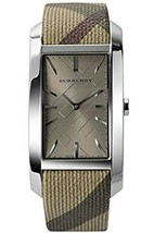 BURBERRY WATCH  BU9404 Heritage Womens  Leather Band Cappuccino  - $279.95