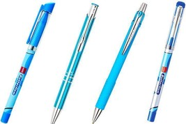 Cello Pens Butterflow Choose from 4 Variants Set of 10 each Ball Pens fr... - $9.62+