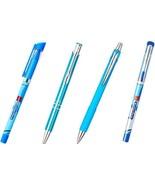 Cello Pens Butterflow Choose from 4 Variants Set of 10 each Ball Pens fr... - $10.00+