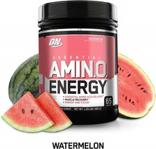 Optimum Nutrition Amino Energy with Green Tea and Green Coffee Extract, Flavor: - $156.29