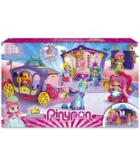 Pinypon Carriage Of Queens Includes The Figure El Unicorn, With Light - $292.86