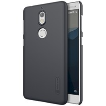 NILLKIN Super Frosted Shield PC Cell Phone Case for Nokia 7 - Black - $10.90