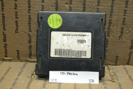 2000 Chevrolet Malibu Body Control Module BCM 9360169 Unit 576-4c8 - $41.71