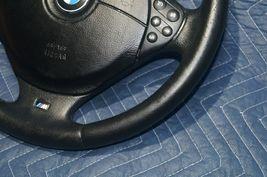 BMW E36 E38 E39 Sport Steering Wheel M Tech w/ dual Stage Bag M Technik image 10