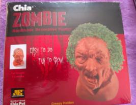 Creepy Holden Chia Zombie - $7.66