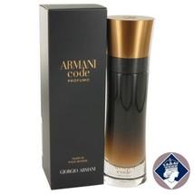 Giorgio Armani Code Profumo 110ml/3.7fl Parfum Pour Homme Cologne Spray ... - $144.48