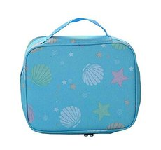 Stylish Waterproof Cosmetic Bag Toiletry Bag Makeup Case Shell - £10.23 GBP