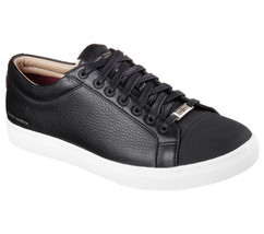 Men's MARK NASON by Skechers Santee Sneaker, 68514 /BLK Sizes 8.5-13 Black - $89.95