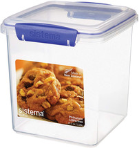 Sistema KLIP IT Utility Collection Cookie Container, 79.5 oz./2.3 L, Cle... - $20.08