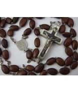 "Vintage Catholic SPINA CHRISTI bead Rosary Catecombs ""Relic""  Reliquary ... - $49.56"