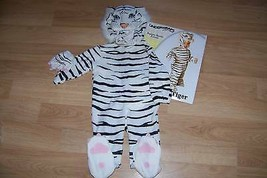 Infant Baby Size 6-12 Months Underwraps White Tiger Halloween Costume New - ₹3,126.95 INR