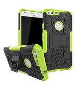 XYX Armor Case for Google Pixel XL,[Built-in Kickstand] Dazzle Heavy Dut... - $8.89