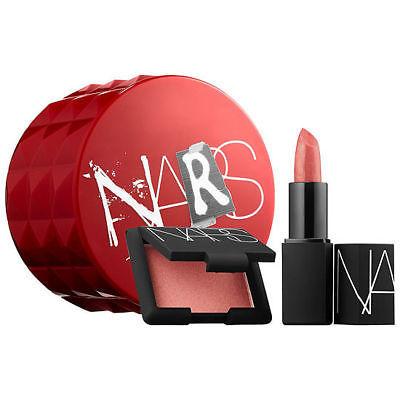 Nars Set 2018 Little Fetishes mini blush orgasm and lipstick orgasm