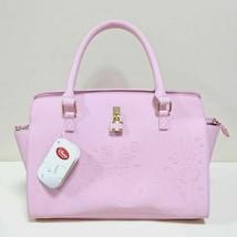 Disney Store Japan Rapunzel 2 Way Handbag Shoulder L Pink Little Mermaid... - $82.17