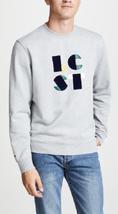 Lacoste Men's Long Sleeve Letter Block Graphic Sweatshirt, Size 7/XXL, M... - $73.85