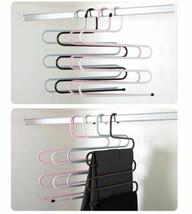 3D Space Saving Hanger Magic Clothes Hanger Multi-Layer Magic Non-Slip S-Type - $26.57