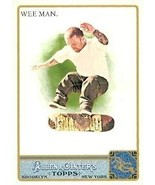 Wee Man trading card (Stunt Man, Jackass) 2011 Topps Allen & Ginters Cha... - $3.00