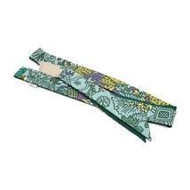 Hermes Tsuiri Tsuiron 2018 scarf silk green Auth - $517.26