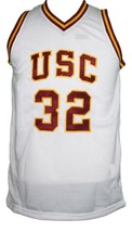 Monica Wright Love And Basketball Jersey New Sewn White Any Size image 1