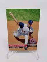 2008 Topps #46 Fausto Carmona 388/599 Cleveland Indians - $3.95