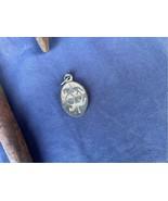Antique Cast Metal Barn Horse Carriage Key Fob Primitive 1890s? - $29.00