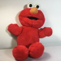 Tickle Me Elmo Sesame Street Fisher Price Plush Toy Circa 1997 - $11.87