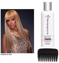 "3 PC Bunlde: Elegante 10"" Premium Remy Silky Human Hair Weave Extensions, 8oz Ma - $123.75"