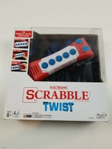 Electronic Scrabble Twist Crossword Game Handheld Party Family - $18.99