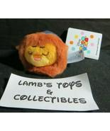 "Disney Store Authentic USA Mayor Lionheart Tsum Tsum Zootopia 3.5"" mini ... - $18.98"