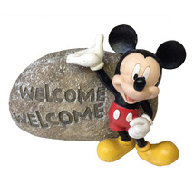 Disney Mickey Mouse Garden Welcome Stone - $20.00