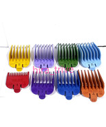 Wahl Hair Clipper Combs Guides Guard Deluxe Chrome Color 79520 79300 OEM... - $5.73+