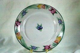 "Oneida  Tulip Garden Salad Plate 7 3/4"" - $5.39"
