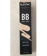 NYX BB Cream Oil Free & Mineral infused-NUDE-BBC001 Foundation - $10.63