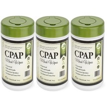 3B Medical Aloe CPAP Mask Wipes (Three Canisters) - 216 Wipes - $72.50