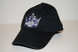 LOS ANGELES KINGS CCM SR FLEX FIT HOCKEY CAP/HAT MSRP $24.99