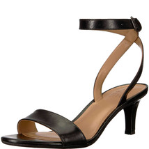 Naturalizer Tinda Dress Sandals Manmade Black 8.5M - $50.99