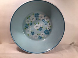 Mikasa Serving Bowl Colormates Blue Bell Japan Oven Table Dishwasher Vin... - $14.84
