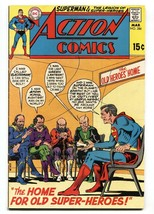 ACTION COMICS #386 1970 DC SUPERMAN LEGION SUPER-HEROES --VG - $20.18