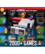 NES Classic Edition Nintendo Entertainment System Mini Console 2000+ Games - $179.00
