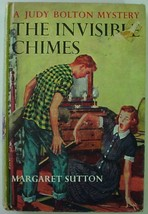 Judy Bolton The Invisible Chimes mystery no.3 Margaret Sutton 1960's pri... - $2.00