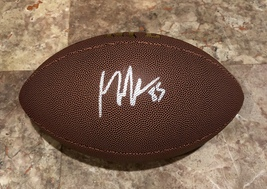 GEORGE KITTLE AUTOGRAPHED SIGNED WILSON NFL FOOTBALL San Francisco 49ers... - $124.99