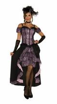 Rubies Tanz Hall Geliebte Mädchen Saloon Adult Damen Halloween Kostüm 82... - £32.25 GBP