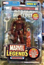 Marvel Legends DAREDEVIL Action Figure Toybiz Series III 2002 NEW  - $29.00