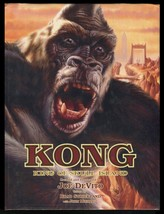 Kong King of Skull Island Hardcover HC HB DeVito art Harryhausen intro K... - $59.00
