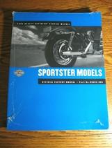 2002 Harley-Davidson Sportster SERVICE MANUAL 1200 883, 400+ pgs NEW - $123.75