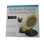 "Cat Scratching Post Sisal Sunflower Small 18""x15""x12"" - $19.79"