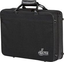 Allora Double Clarinet Case Black - $70.24