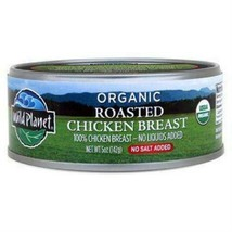 Wild Planet Organic Roasted Chicken Breast With No Salt (12x5 Oz) - $79.44