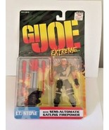 GI Joe Extreme Lt Stone Semi-Automatic Gatling Firepower Kenner 1995 - $9.89