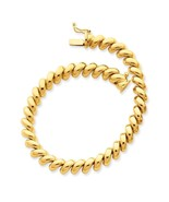 14K Yellow Gold Polished San Marco Necklace - $1,874.07